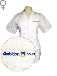 Ambition female tunic