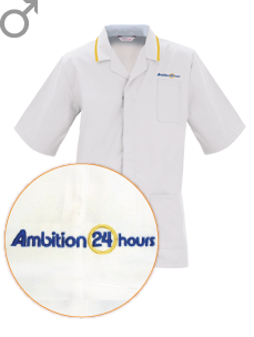 Ambition male tunic