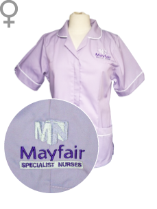 Mayfair female tunic